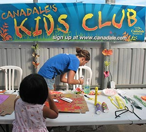 Canadale Kids Club
