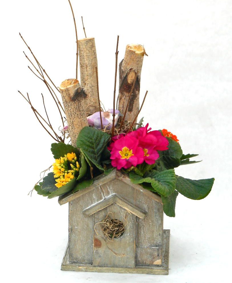 Birdhouse Planter2